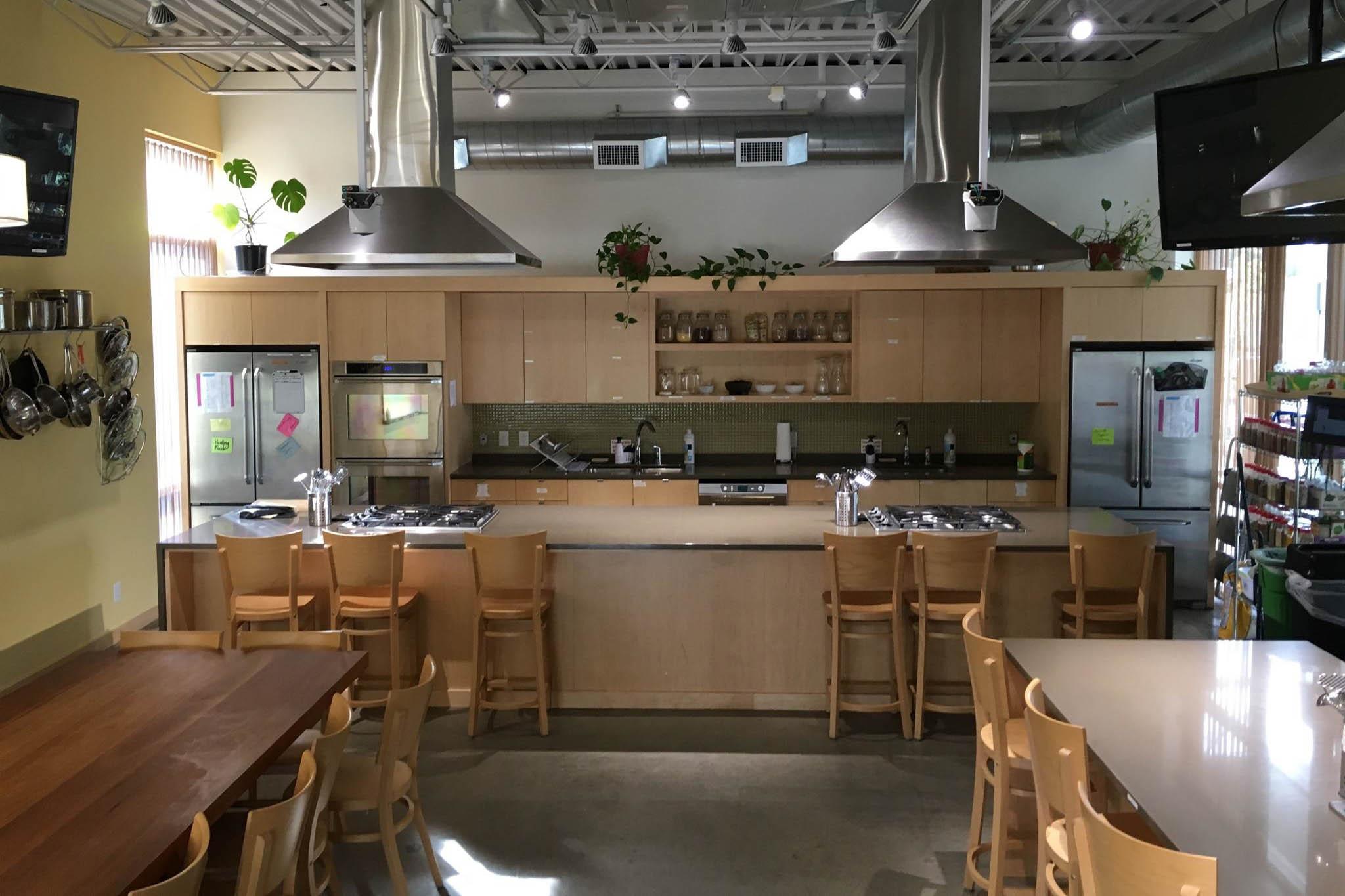 School Kitchen 2
