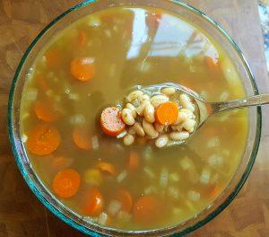 Peruano Bean Soup